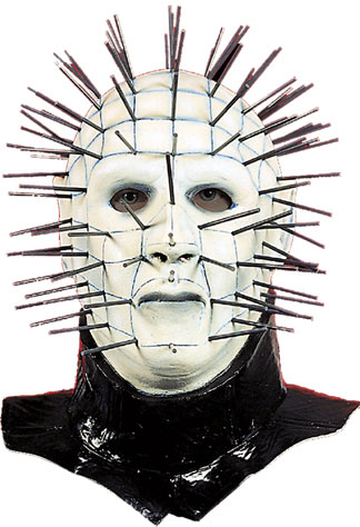 Deluxe Adult Hellraiser Pinhead Mask