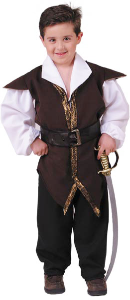 Child's Authentic Style Robin Hood Costume