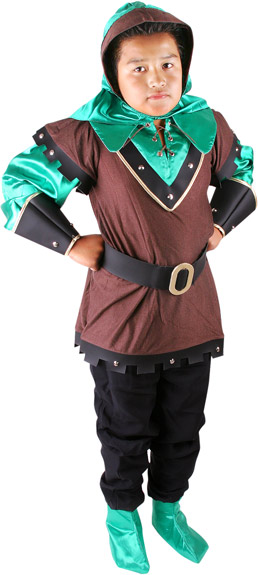 Child's Elite Robin Hood Costume