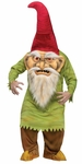 Adult's Evil Big Head Gnome Costume Standard