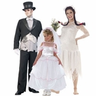 Bride & Groom Costumes