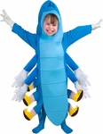 Toddler Caterpillar Costume