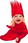 Baby Red Queen Bunting Costume