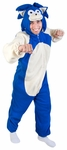 Adult Blue Hedgehog Costume