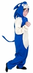 Child Blue Hedgehog Costume