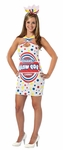 Adult Blow Pop Costume Dress