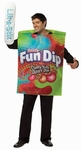 Adult Fun Dip Package Costume