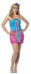 Adult Sweet Tart Tube Dress