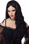 Black Gothic Princess Wig