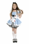 Preteen Fairy Tale Alice Costume