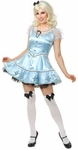 Teen Alice in Wonderland w/Petticoat Costume