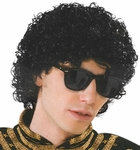 80s Pop King Costume Wig