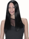 Black Long Witch Wig