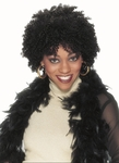Black Woman Afro Curl Wig