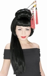 China Doll Costume Wig