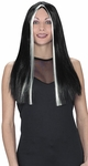 Deluxe Long Streaked Witch Wig