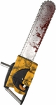 Leatherface Chainsaw Prop W/ Sound