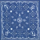Navy Grateful Dead Bandana
