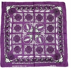 Purple Grateful Dead SYF Bandana