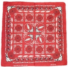 Red Grateful Dead SYF Bandana