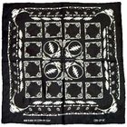 Black Grateful Dead SYF Bandana