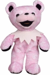 Baby Pink Grateful Dead Dancing Bear
