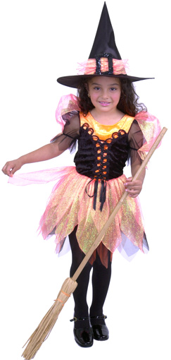 Baby Princess Witch Costume