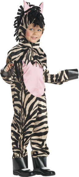 Child Zebra Costume
