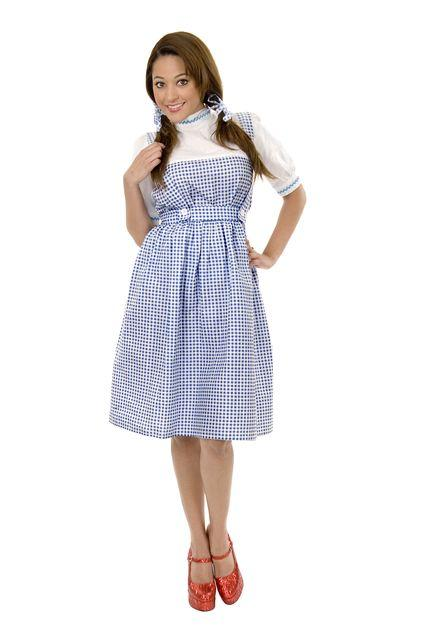 Teen Dorothy of Oz Costume