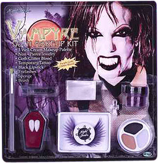 Women's Vampire FX Makeup Kit