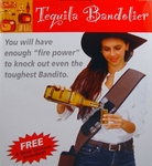 Tequila Bandolier