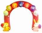 9' Long Easter Inflatable Archway