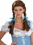 Women's Wizard Of Oz Dorothy Wig