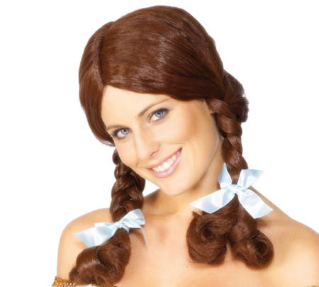 Deluxe Adult Dorothy Wig