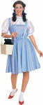 Adult Wizard of Oz Dorothy Costume