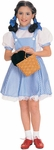 Child's Wizard of Oz Dorothy Costume