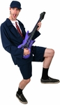 Adult AC/DC Angus Young Costume