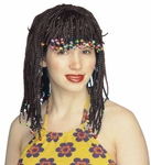Cornrow Costume Wig