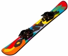 "Beginners ERA Switchback 49"" Snowboard"