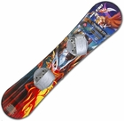 Freeride 130cm Intermediate Snowboard