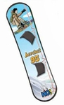 Acrobat FX 95 Big Air Snowboard