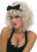Women's Material Girl Madonna Costume Wig