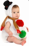 Cute Baby Snowman Costume