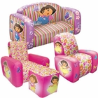 Dora the Explorer Inflatable Furniture