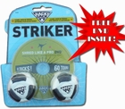 Hacky Sack Striker Footbag, Twin Pack w/ DVD