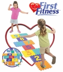 Kids Foam Hop Scotch Set