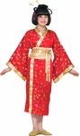 Child's Asian Geisha Girl Costume