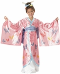 Child's Japanese Princess Kimono Costume
