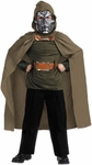 Child's Dr. Doom Costume