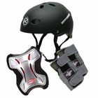 Kids' Skateboard Helmets & Safety Pad Sets